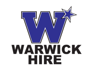 Warwick Hire Logo